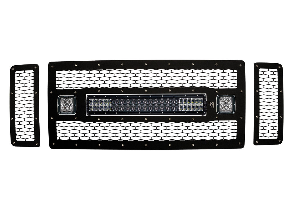 Ford F250/F350 Grille 2008-2010