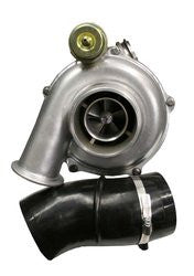 "1999.5-03 Ford 7.3L Hybrid Turbo w/ upgraded wheel, 4"" Ported comp houisng & 1.00 Turbine Housing"