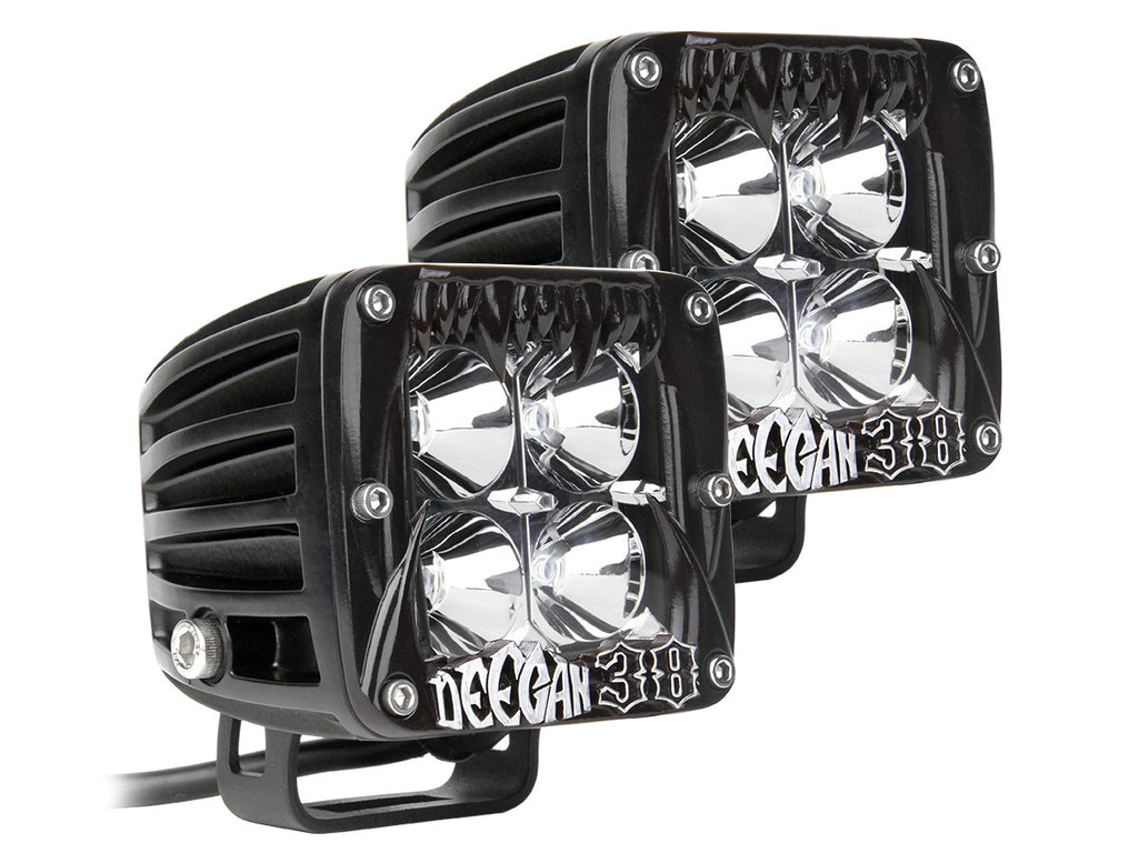 "Dually ""Deegan 38"" - Flood - Pair"