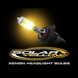 (2,600 KELVIN) Fog/Head Light Bulbs in Solar Yellow