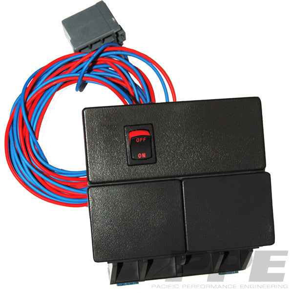 High Idle Valet Switch Manufactured by: Pacific Performance Engineering