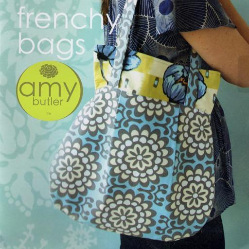 Amy Butler - Frenchy Bags Pattern - Default - gatherhereonline.com