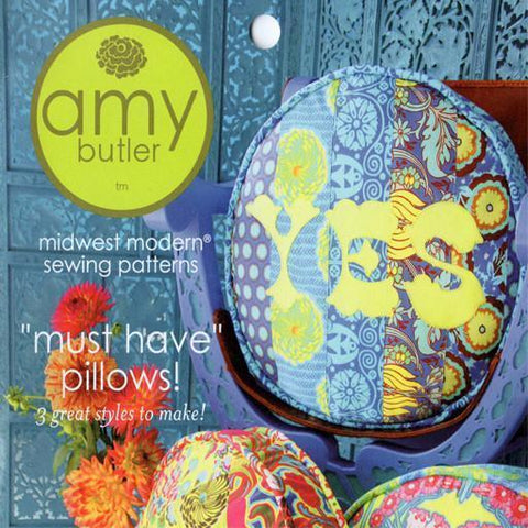 Amy Butler - Must Have Pillow Pattern - Default - gatherhereonline.com