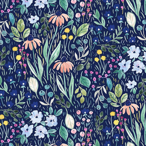 Dear Stella-Blooming Lovely-fabric-gather here online