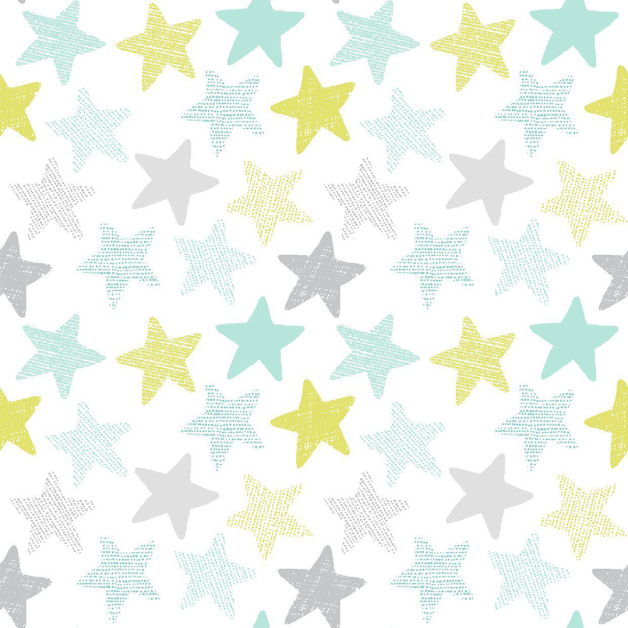Dear Stella-Wide Awake Stars-fabric-gather here online