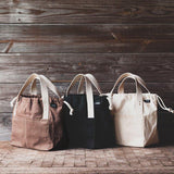 Fringe Supply Co. - Town Bag in Cocoa - Default - gatherhereonline.com