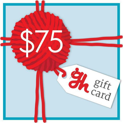 gather here - $75 gift card - Default - gatherhereonline.com