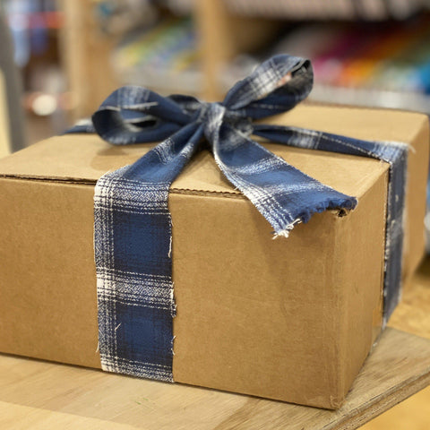 gather here-Mystery Flannel Fabric Box-mystery fabric-gather here online