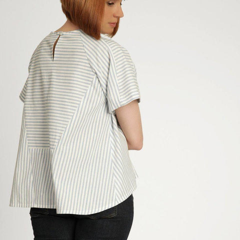 In The Folds - Collins Top - - gatherhereonline.com