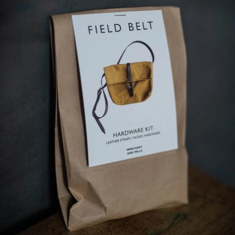 Merchant & Mills - Field Belt Bag Hardware Kit in Nickel - Default - gatherhereonline.com