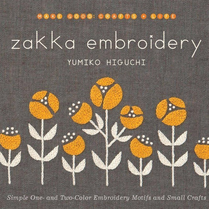 Penguin Random House - Zakka Embroidery - Default - gatherhereonline.com