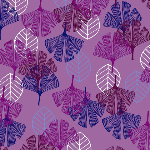 RJR-Leaf Purple-fabric-gather here online
