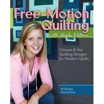 Stash Books / C&T - Free Motion Quilting - Default - gatherhereonline.com