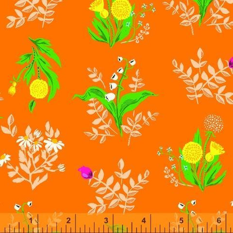 Windham Fabrics - Bouquet - - gatherhereonline.com