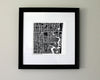 Fort Lauderdale Florida Hand-Drawn Map Print - Salty Lyon - 2