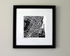 Montreal Quebec Hand-Drawn Map Print - Salty Lyon - 2