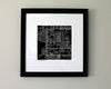 Palm Springs California Hand-Drawn Map Print