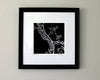 Park City Utah Hand-Drawn Map Print - Salty Lyon - 2