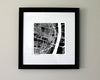 St Louis Missouri Hand-Drawn Map Print - Salty Lyon - 2