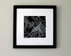 State College Pennsylvania Hand-Drawn Map Print - Salty Lyon - 2
