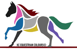 KC Equestrian Colours