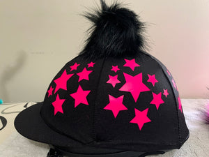 Hat Cover: Stars Pattern #1