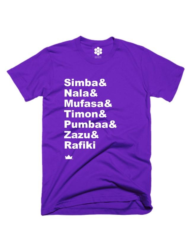 Lion King Squad Goals Tee