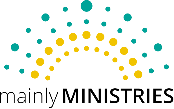 mainly ministries logo