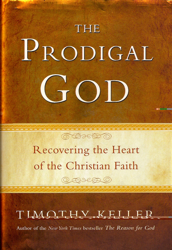 The Prodigal God book