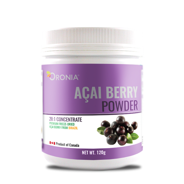 piniks.com, [Oronia] Acai Berry Powder