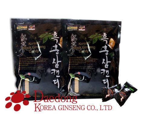 piniks.com BLACK GINSENG CANDY BAG