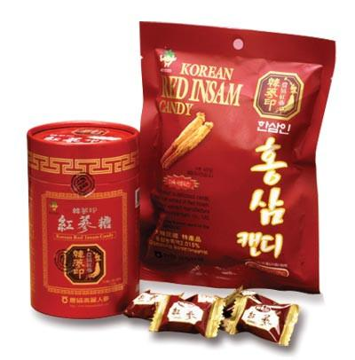 piniks.com KOREAN RED GINSENG CANDY