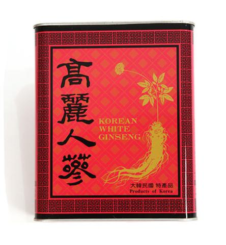 piniks.com KOREAN WHITE GINSENG ROOT (4YR 30 PIECES)