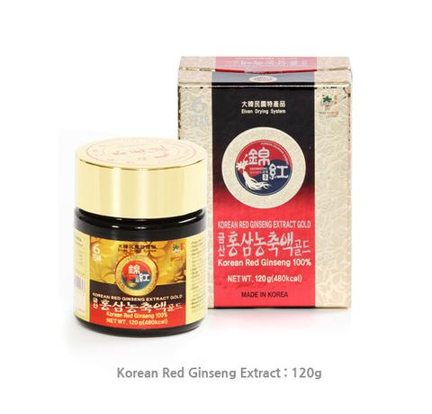 piniks.com KOREAN RED GINSENG EXTRACT 240G BY BULROGEON BRAND