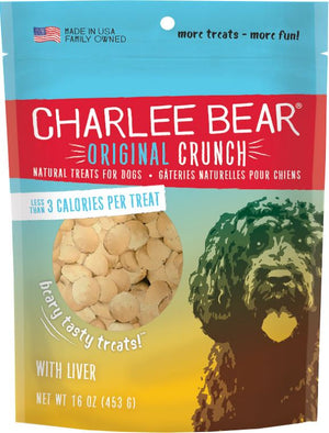 Charlee Bear Liver treat