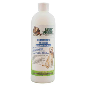 Nature's Specialties Re-Moisturizer with Aloe 16oz