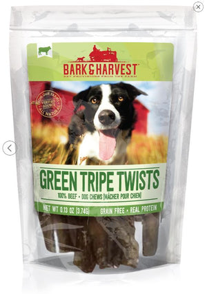 Tripe chew for dogs
