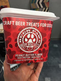 Beer Paws Local Craft Beer Biscuit Treats For Dogs, Peanut Butter Flavor