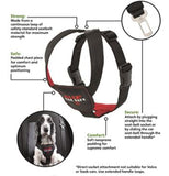 Clix Carsafe In-Car Safety Harness For Dogs