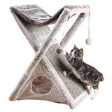 Pet Craft Fold and Store Cat Tower