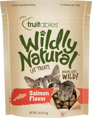 Salmon Cat Treats