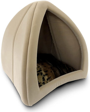 Pet Craft Purr Tent Cat Bed