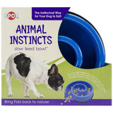 Spot Animal Instincts Slow Feed Bowl 10""