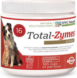 NWC Naturals Total-Zymes Digestive Enzymes Dog & Cat Powder Supplement