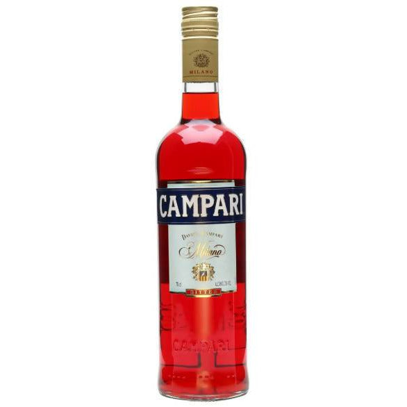 whisky Campari