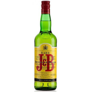 Scotch whisky JB rare