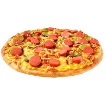 Pizza hot dog (normale)