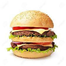Hamburger Geleto double
