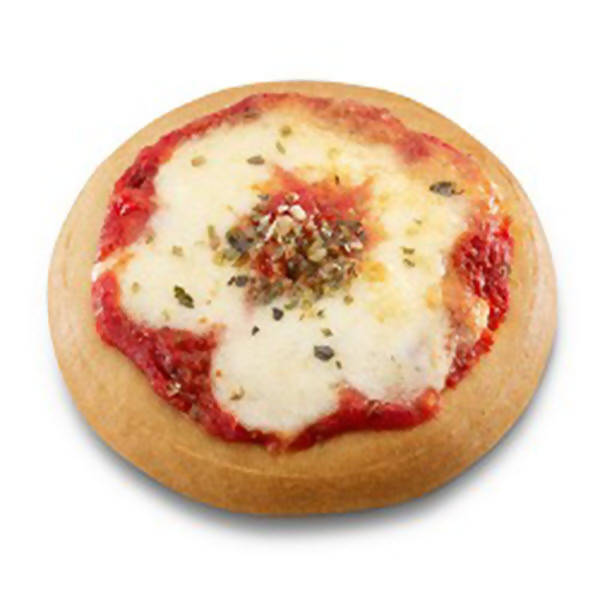 Mini Marguerite pizza