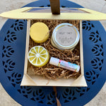 Fruity Booty Bath and Body Gift Set (Spa in a box)